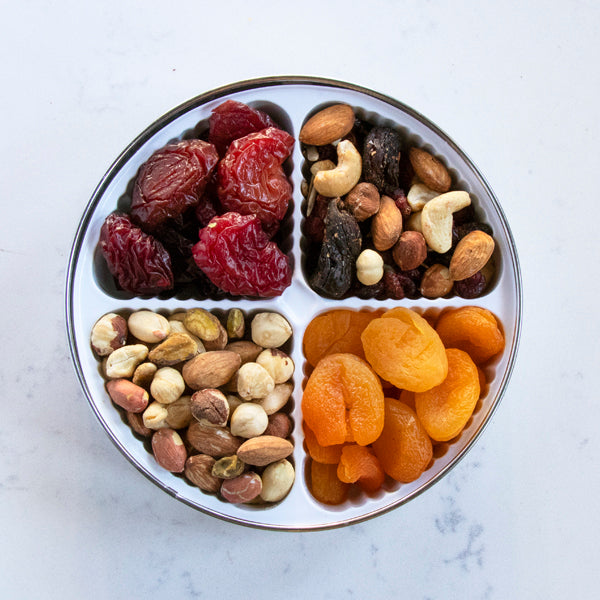 Nuts and Dried Fruit Tin - Small