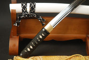 Timex Clay Tempered Carbon Steel Tanto Sword