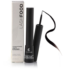 LASHFOOD Conditioning Liquid Liner Brown