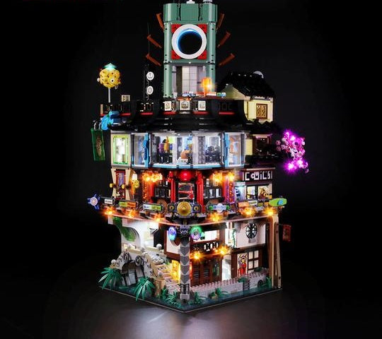 light kit for Ninjago city