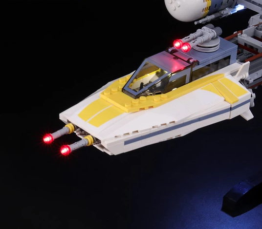 Y-Wing Starfighter 75181