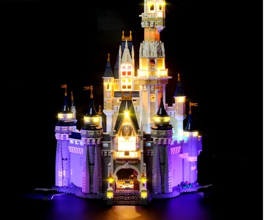 Lego light kit for Disney set