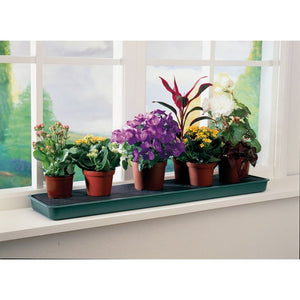 Garland Self-Watering Windowsill Tray Pot Plants Are Watered While You are Away 3.4 Litre Capacity 14 Days Watered