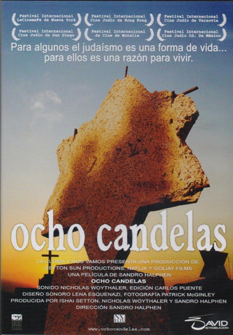 Ocho Candelas Documental DVD