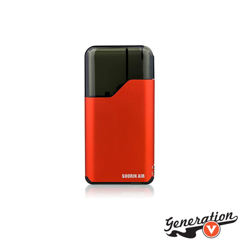 The Suorin Air Ultra Portable System is a robust and versatile card-style ultra portable pod system that features the intuitive Refillable Suorin Cartridge System that allows you to utilize your favorite E-Liquids.