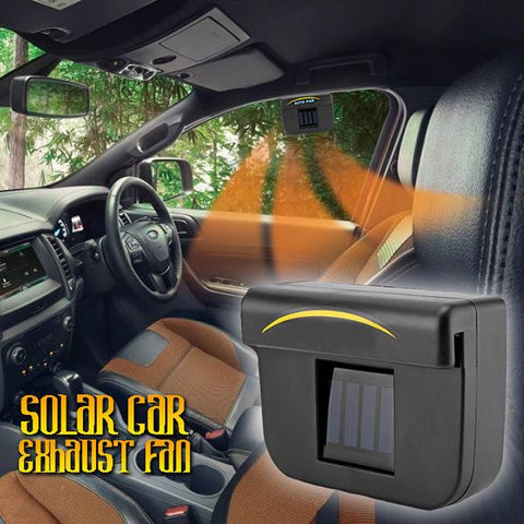 solar car exhaust fan(buy 2 get free shipping)