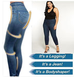 Elastic Breathable Jean Leggings(BUY 3 GET FREE SHIPPING)