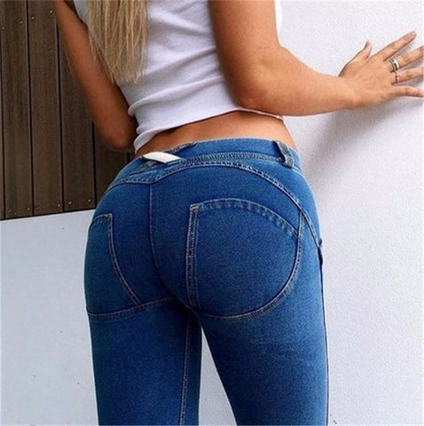PUSH UP JEANS(buy 2 get free shipping)