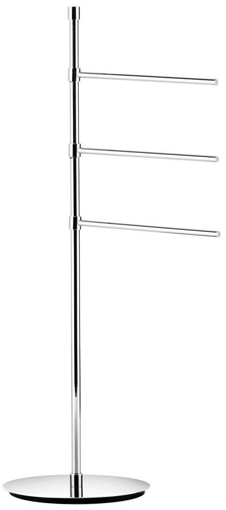 WS Bath Collections Ranpin Collection Towel Stand with Three 10.8