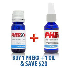 PherX Combo for Men (Attract Men)