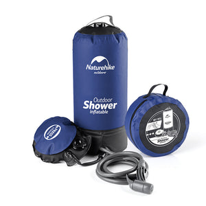 Portable Inflatable Camping Shower - Trend Deals