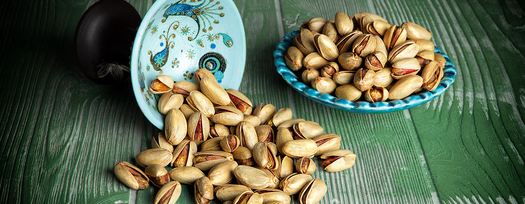Finest Quality Pistachios, Nuts and Dried Fruits.
