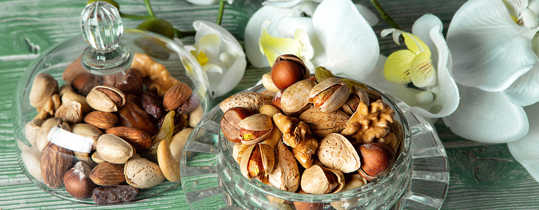 Finest Quality Dried Nuts and Fruits and Pastries from Iran, Turkey and Azerbaijan