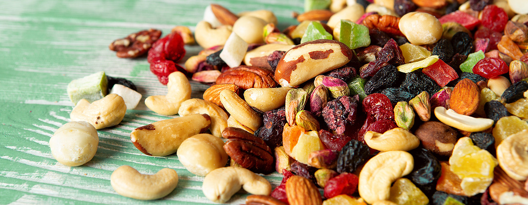 Best quality dried nuts and fruits. Shop online. Natural and organic