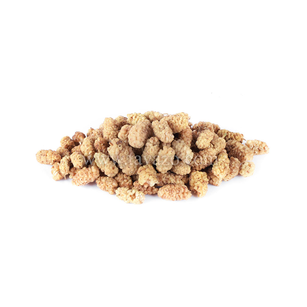 Natural dried mulberry from Iran. organic healthy. Dried fruits and nuts online.