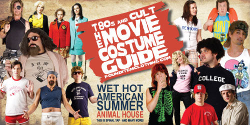 80's Movie Halloween Costume Guide