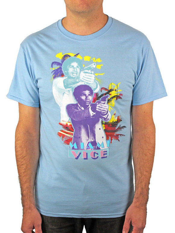 Miami Vice Freeze! Shirt