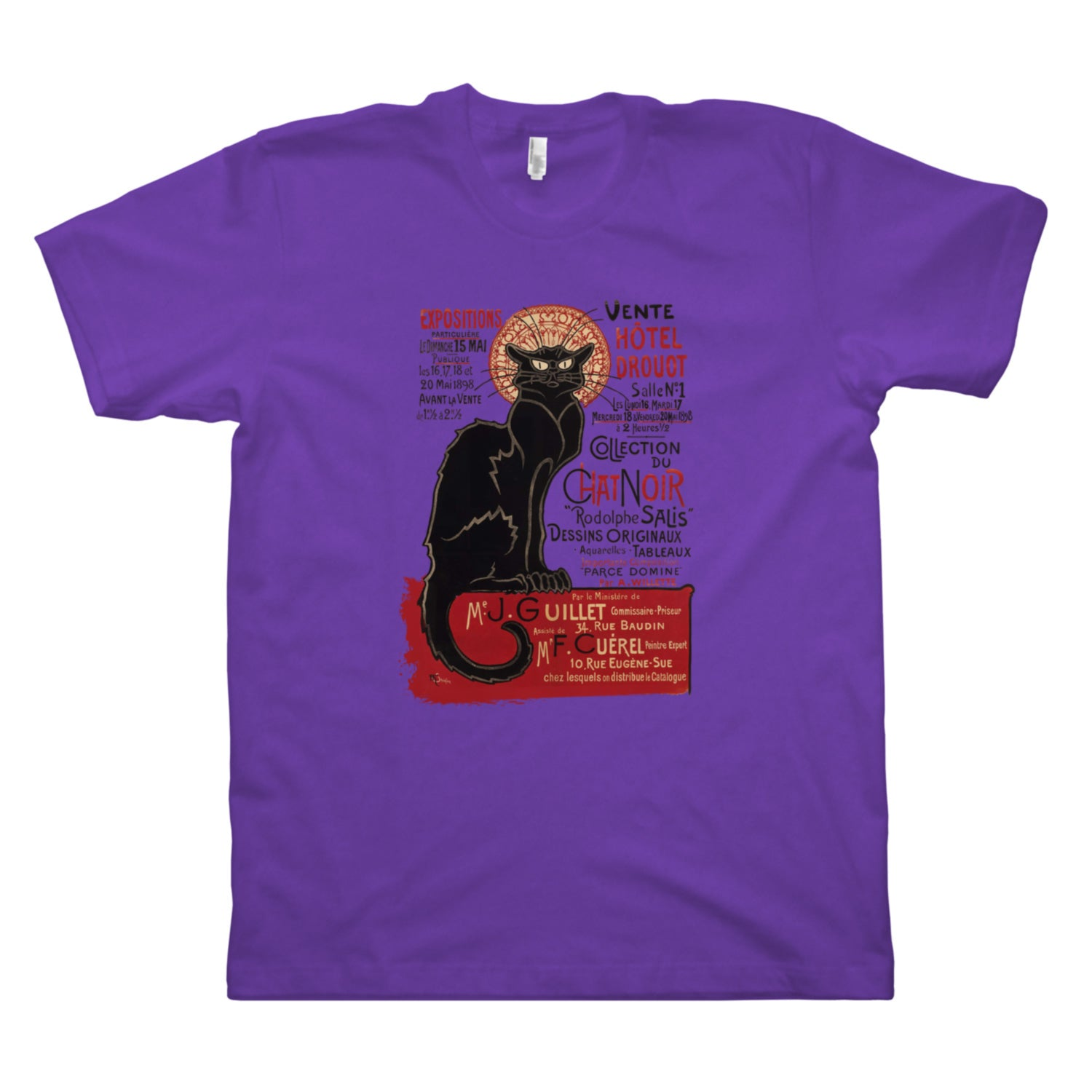 Collection of the Chat Noir (Collection du Chat Noir)