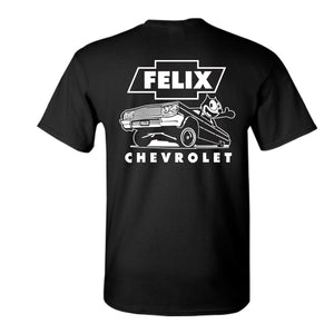 Felix Chevrolet 64 Impala Men T-Shirt