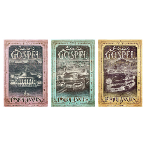 Interstate Gospel Tour Posters