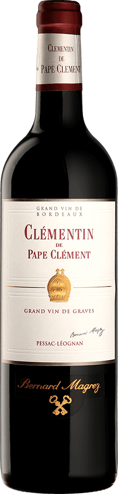 Chateau Pape Clement - Clementin - Rouge - 2018