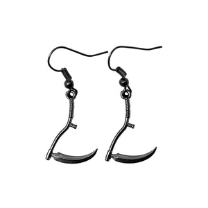 Scythe Earrings