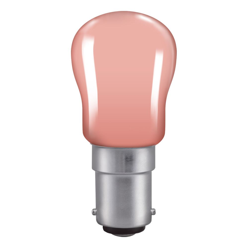 PYGMY light bulb Pink SBC cap