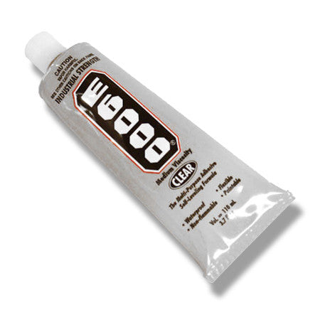 E-6000 Glue - 1/2 Ounce - Perfect for Air Plants