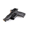Stinger Magnetic Gun Mount with Heavy Duty Sticky Pad and Safety Trigger Guard Protection
