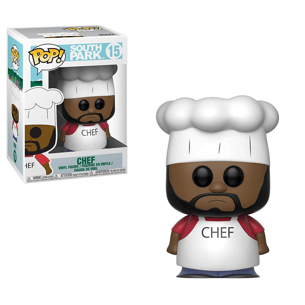 Funko South Park POP Chef Vinyl Figure