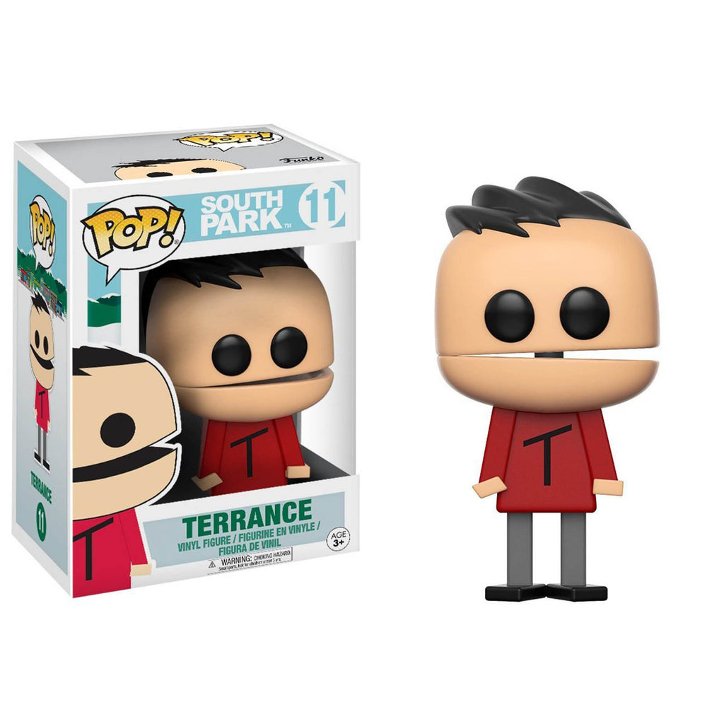 Funko South Park POP Terrance Vinyl Figure