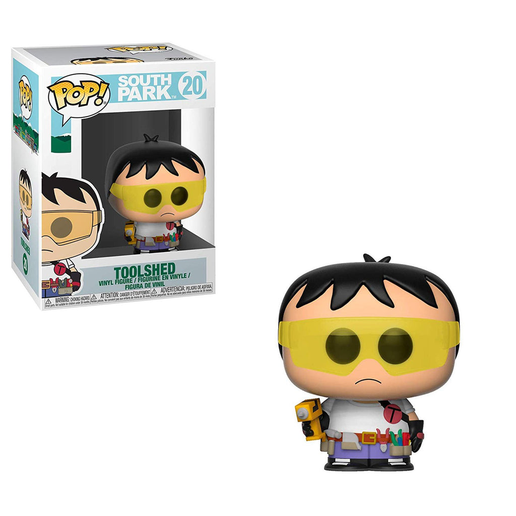 Funko South Park POP Toolshed Vinyl Figure