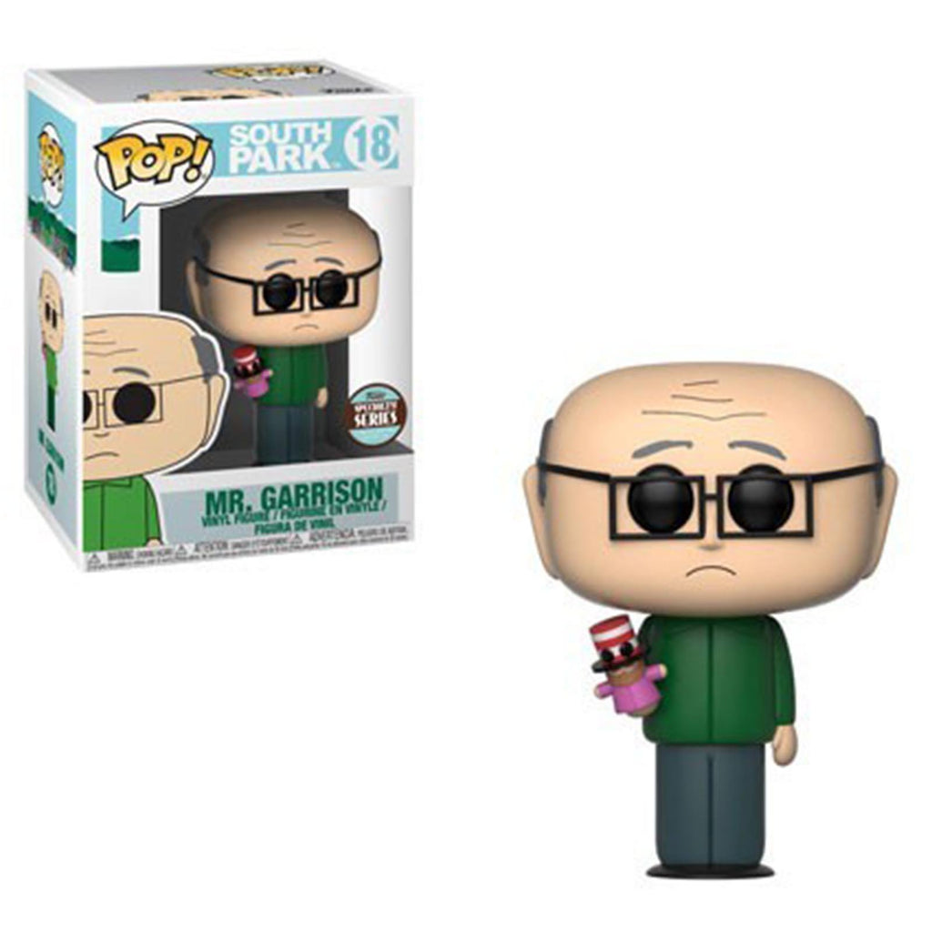 Funko South Park Specialty Series POP Mr. Garrison Vinyl Figure