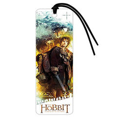 Bookmarks - The Hobbit Bilbo And Armies Premier Bookmark