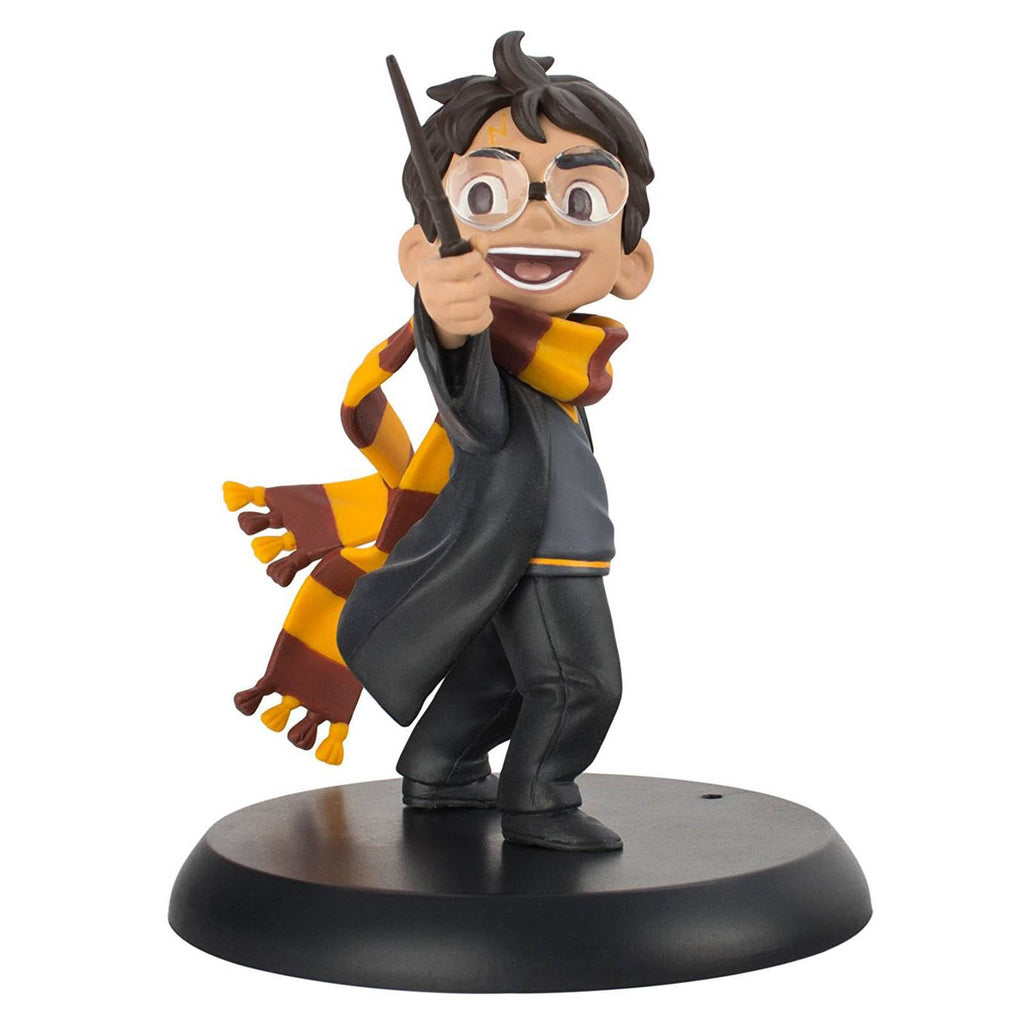 Harry Potter Harry's First Spell Q-Fig Figure - Radar Toys