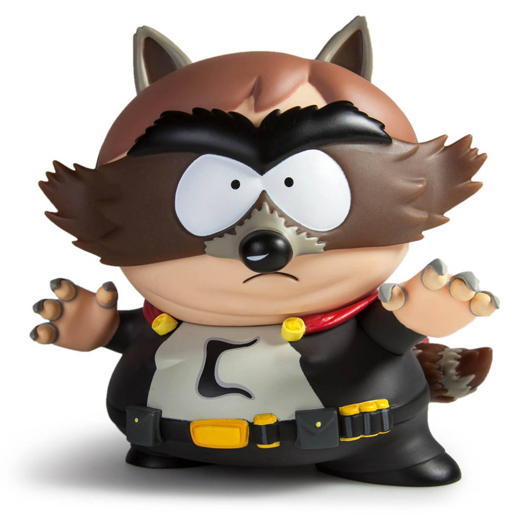 Kidrobot South Park Fractured But Whole The Coon Vinyl Figure