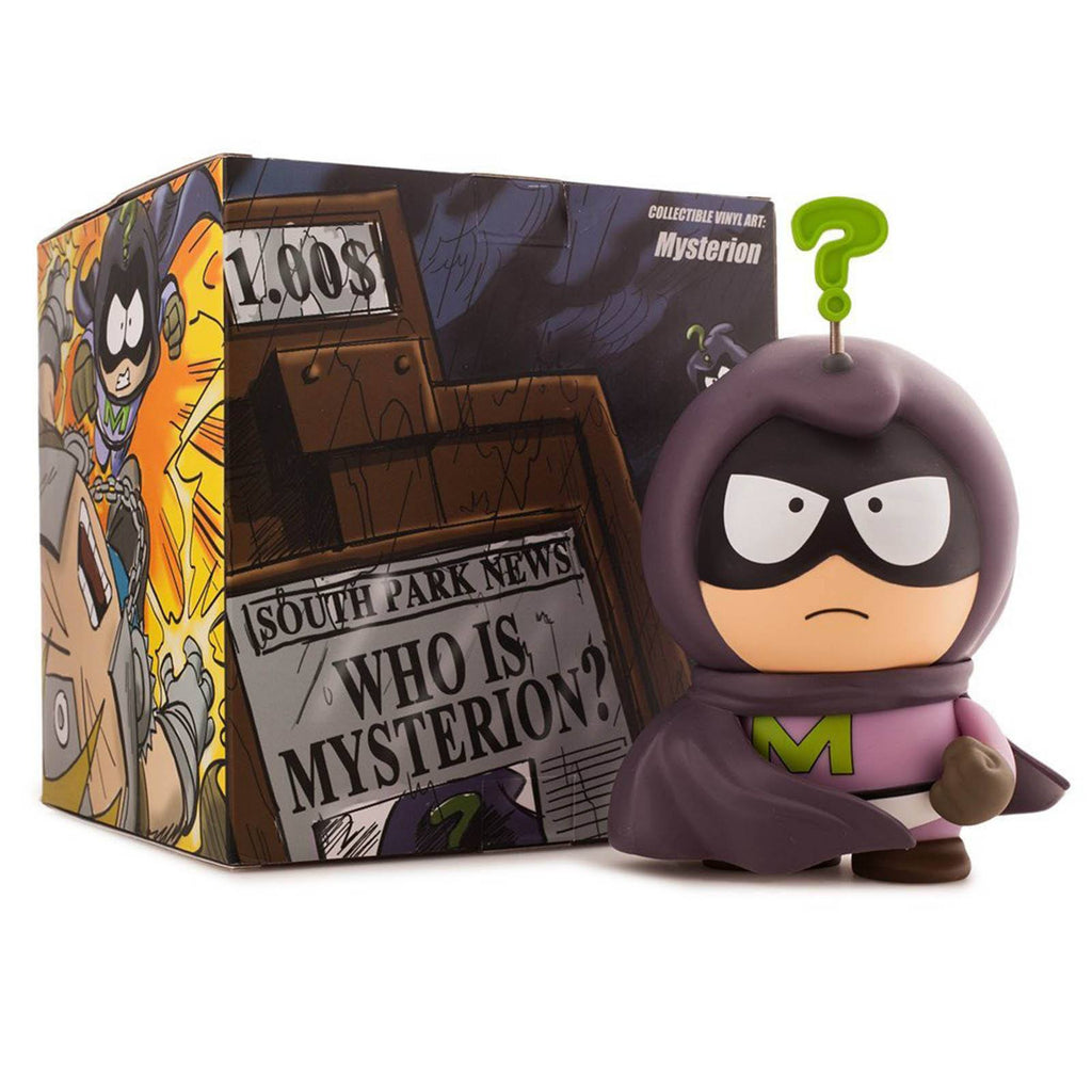 Kidrobot South Park Mysterion Vinyl Figure