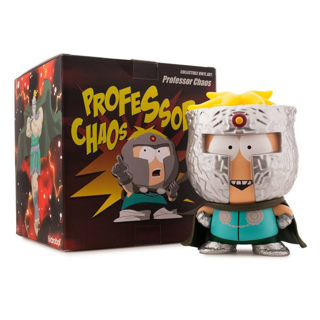 Kidrobot South Park Professor Chaos Vinyl Figure