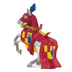 Horse With Red Robe And Blue Wings Figure Safari Ltd - Radar Toys