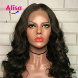 Body Wave Wigs 360 Lace Wigs With Baby Hair