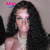 360 Lave Frontal Wigs Curly hair Wigs Brazilian Virgin Hair
