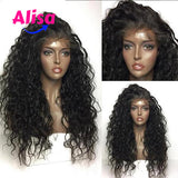 Deep Curly Wave 13x6 Lace Frontal Wigs
