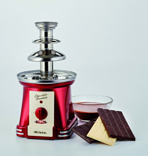 Ariete 2962 Party time chocolate fondue maker for home exxab.com