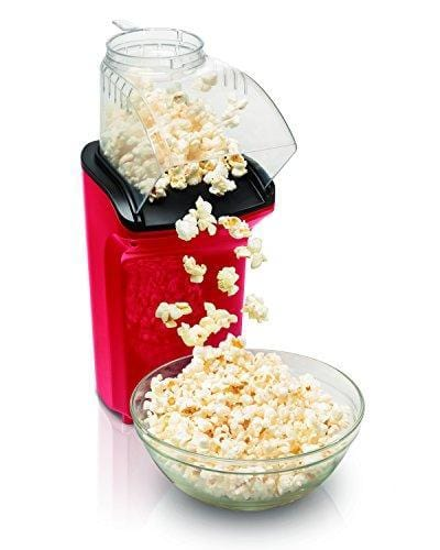 Taurus red hot air popcorn maker 1100 watt