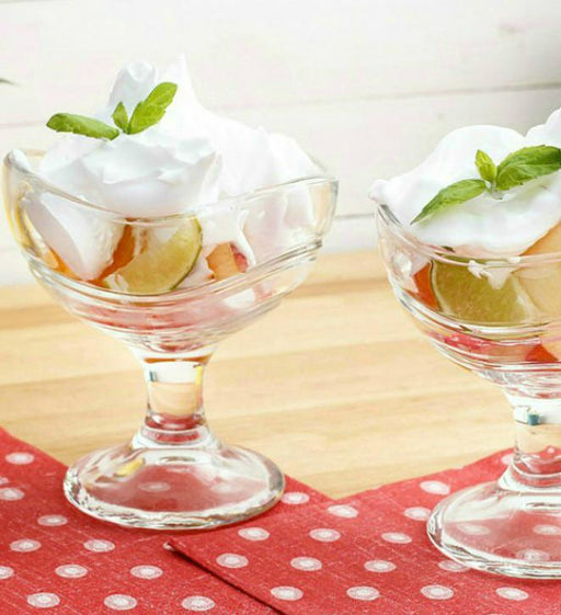 Bormioli rocco set of Acapulco ice cream bowls 2 pcs exxab.com