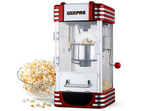 Geepas GPM839 hot air popcorn maker with bowl 310 watt exxab.com