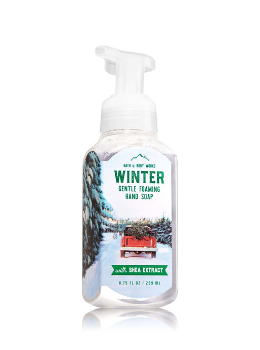 Bath & Body Works Winter Gentle Foaming Hand Soap