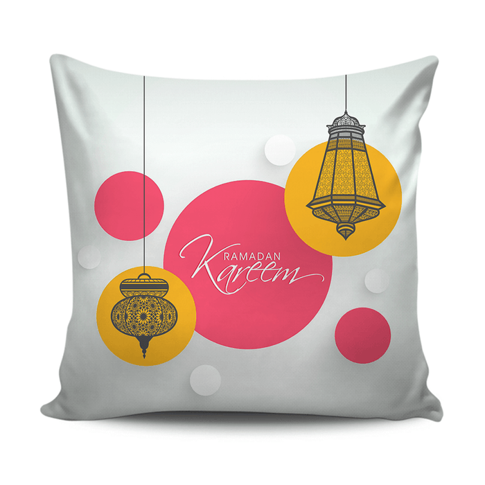 Ramadan decoration cushion with modern pattern
