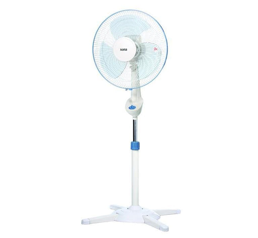 Sona SF-140 electric floor standing adjustable fan