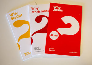 Why Christmas? Expanded Edition | Alpha | ChurchSource